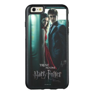 Deathly Hallows - Harry and Hermione OtterBox iPhone 6/6s Plus Case