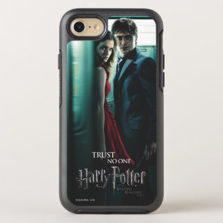 Deathly Hallows - Harry and Hermione OtterBox Symmetry iPhone 8/7 Case