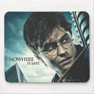 Deathly Hallows - Harry Mouse Pads