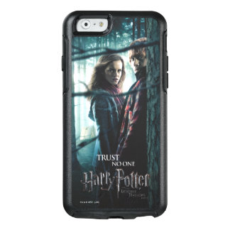 Deathly Hallows - Hermione and Ron OtterBox iPhone 6/6s Case