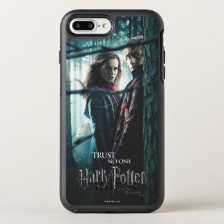 Deathly Hallows - Hermione and Ron OtterBox Symmetry iPhone 7 Plus Case
