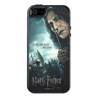 Deathly Hallows - Snape 2 OtterBox iPhone 5/5s/SE Case
