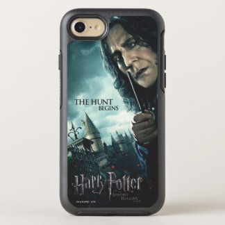 Deathly Hallows - Snape 2 OtterBox Symmetry iPhone 7 Case