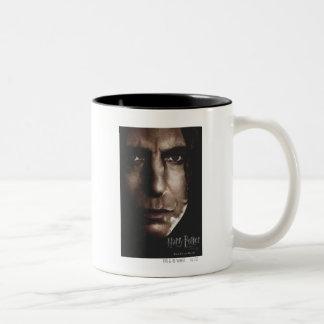 Deathly Hallows - Snape Two-Tone Mug