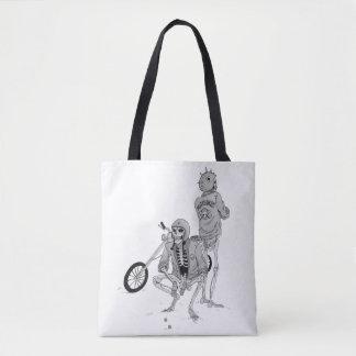 Death's Angels Tote Bag