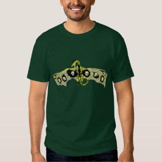 Death's Head Dragon T-Shirt