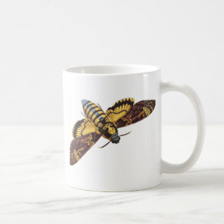 Death's Head Hawk Moth Coffee Mug
