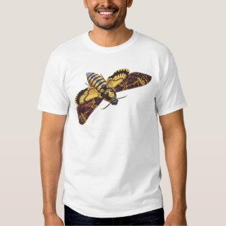 Death's Head Hawk Moth T Shirts