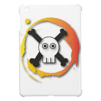 Death's head cover for the iPad mini
