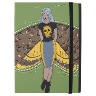 Death's head moth fairy iPad Case