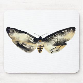 Death's Head Moth Mouse Mat