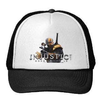 Deathstroke Cap