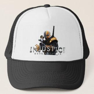 Deathstroke Trucker Hat