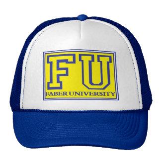 DEBACLE FABER UNIVERSITY CAP 1 HAT