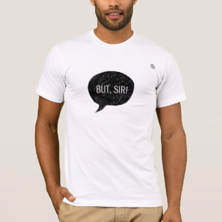 Debating Shirt Speech Bubble