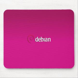Debian Linux Mouse Mat