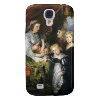 Deborah Kip and Her Children Galaxy S4 Case