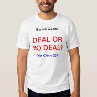 Debt Ceiling 3 T Shirt