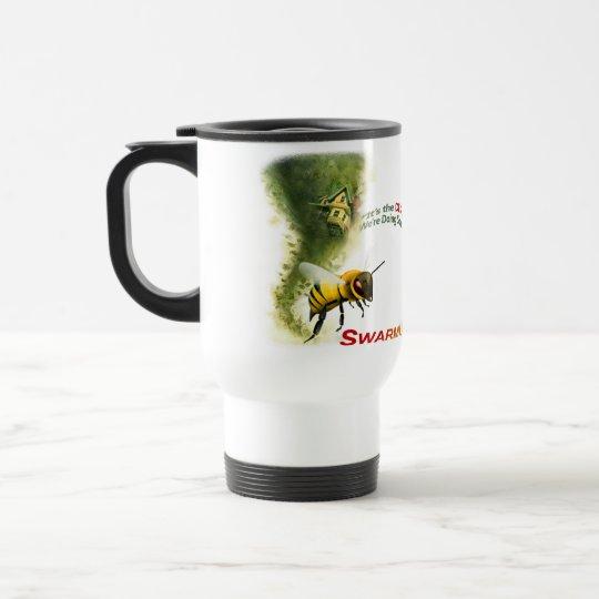 Debt Tornado Travel Mug