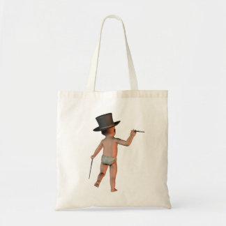 Debutant Baby Budget Tote Bag