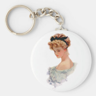 Debutante Key Ring