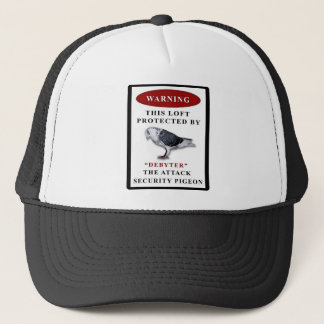 DEBYTER LOFT SECURITY PIGEON TRUCKER HAT