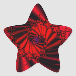 Decadence Star Sticker