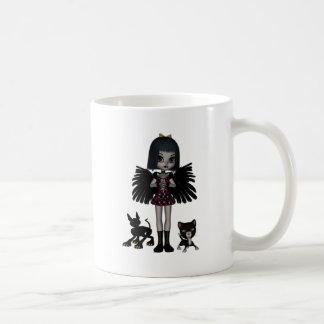 Decadent Discordia Basic White Mug