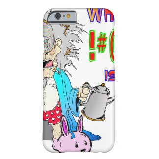 DECAF? BARELY THERE iPhone 6 CASE