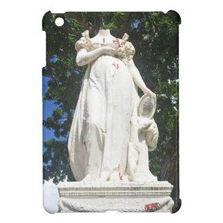 Decapitated statue in Martinique iPad Mini Cases