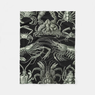Decapoda Fleece Blanket