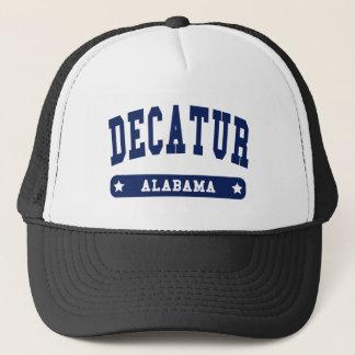 Decatur Alabama College Style tee shirts Trucker Hat
