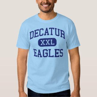 Decatur Eagles Middle School Decatur Texas Tee Shirt