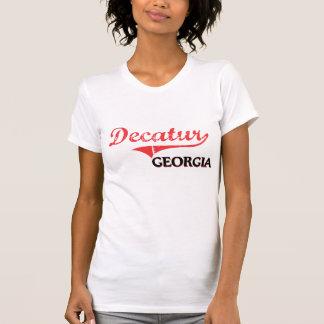 Decatur Georgia City Classic Tshirt