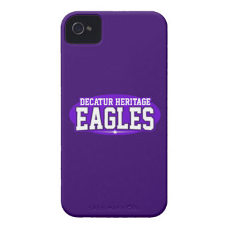 Decatur Heritage Christian Academy Eagles Case-Mate iPhone 4 Case