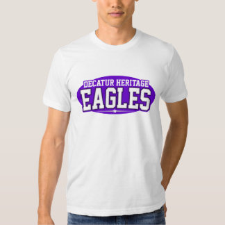 Decatur Heritage Christian Academy; Eagles T Shirts