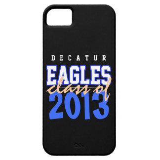 Decatur High School, Eagles, Senior iPhone 5 Cases