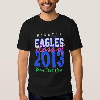 Decatur High School, Eagles, Seniors T Shirts