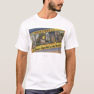 Decatur, Illinois (Soy Bean Capital) T-Shirt