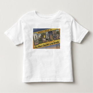 Decatur, Illinois (Soy Bean Capital) Toddler T-Shirt
