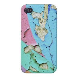 decay of art - urban graffiti iPhone 4/4S case