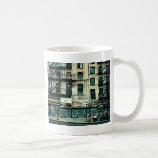 Decay on the Bowery Basic White Mug