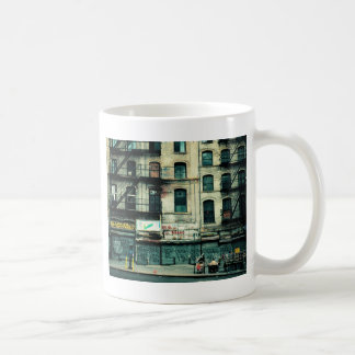 Decay on the Bowery Classic White Coffee Mug