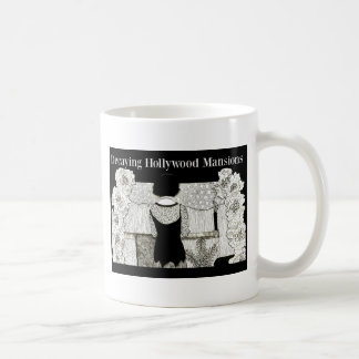 Decaying Hollywood Mansions Coffee Mugs