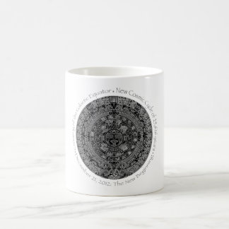 December 21, 2012 Mayan Calendar commemorative Basic White Mug