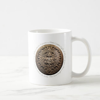 December 21, 2012 Mayan commemorative memorabilia Basic White Mug