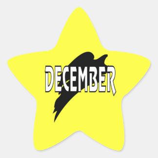 December 3 sticker