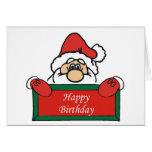 December Birthday Card