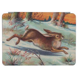 December Rabbit iPad Air Cover