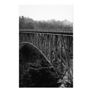 Deception Pass bridge Personalised Stationery